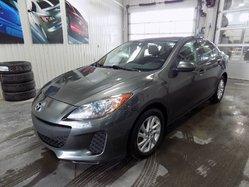 Mazda Mazda3 GS-SKY GARANTIE PROLONGÉE  2013