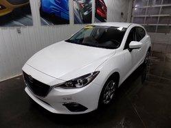 Mazda Mazda3 Sport GX-SKY  CERTIFIÉ MAZDA  2014