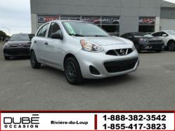 Nissan Micra S MANUELLE 29$/sem tout inlcus  2015
