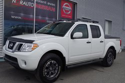 Nissan Frontier PRO-4X LUXURY PACKAGE  2018