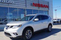 Nissan Rogue SL AWD CUIR. TV. GPS. TOIT OUVRANT  2015