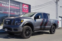 Nissan Titan MIDNIGHT LIFTÉ  2018
