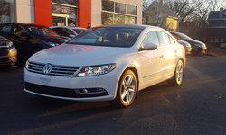 2014 Volkswagen CC Sportline