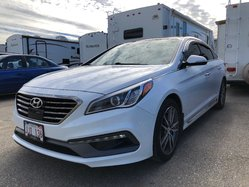 2015 Hyundai Sonata 2.0Turbo Limited