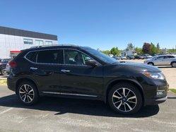 2017 Nissan Rogue SL Platinum Reserve