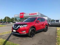 2017 Nissan Rogue Sv Tech