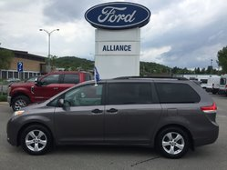 Toyota Sienna 7 places FWD  2014