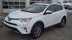 Toyota RAV4 Hybrid XLE  2016