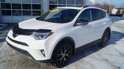 Toyota RAV4 SE DEMO  2018