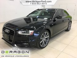 Audi A4 PROGRESSIV PLUS S-LINE NAV CAMERA TOIT  2015