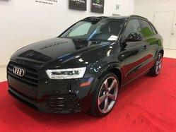Audi Q3 TECHNIK + S LINE + NAV + CAMERA + TOIT PANO  2016