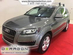 Audi Q7 TDI + PROGRESSIV + 7 PLACES + NAV + CAMERA  2015