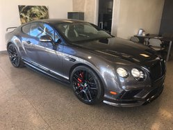 Bentley Continental SUPERSPORTS AWD 700HP CARBONE W12 TWIN TURBO  2017