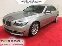 2013 BMW 7 Series 750I xDrive EXECUTIVE PACK TECHNOLOGY PACK NAV CAM