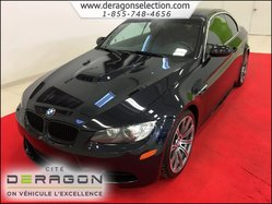 BMW M3 CONVERTIBLE + SMG + NAV + CUIR ROUGE  2012