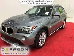 2012 BMW X1 XDrive28i + BAS KILO + AUCUN ACCIDENT + TOIT PANO