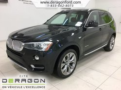 BMW X3 XDrive28d DIESEL NAV CAMERA HARMAN/KARDON TOIT  2016