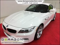 BMW Z4 28I + M PACK + INT ROUGE + NAV + ROUES 19