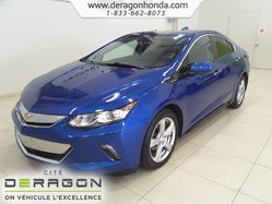 2017 Chevrolet Volt LT HYBRIDE+CAMERA+VITRES TEINTEES+A/C+BLUETOOTH