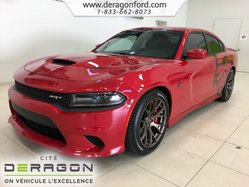 2017 Dodge Charger SRT HELLCAT TOIT BREMBO ROUES 20