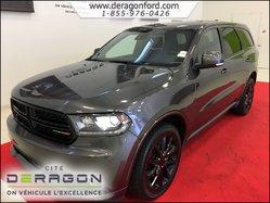 Dodge Durango R/T INT. ROUGE - TECH PACK - TOIT - MAGS 20P - NAV  2017