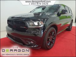 Dodge Durango R/T INT. ROUGE - TECH PACK - TOIT - MAGS 20P - NAV  2017