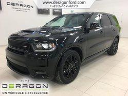 2018 Dodge Durango R/T  NAV  TOIT CAMÉRA  MAG 20