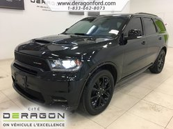 2018 Dodge Durango R/T TECH PACK 7 PLACES TOIT NAV CAMERA