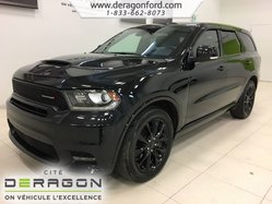 Dodge Durango R/T TECH PACK 7 PLACES TOIT NAV CAMERA  2018