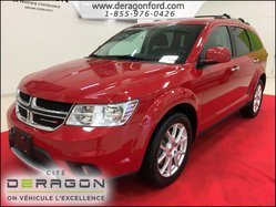 2017 Dodge Journey GT R/T AWD CUIR MAGS 19P ECRAN 8.4P 7 PASSAGERS