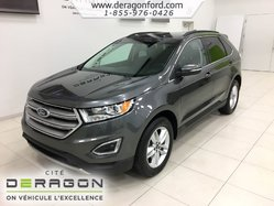 Ford Edge SEL + AWD + ÉCRAN 8'' + ENSEMBLE DE REMORQUAGE  2015