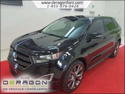 2016 Ford Edge SPORT AWD NAV TOIT PANO REGULATEUR ADAPTATIF+PARK.