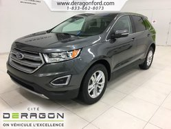 Ford Edge SEL AWD TOURING PACKAGE  NAV TOIT PANO  2016