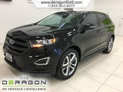 2016 Ford Edge SPORT AWD TOIT NAV CAMERA ROUES 20