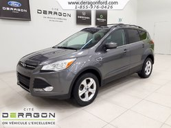 Ford Escape SE + 2.0L ECOBOOST + AWD + NAVIGATION  2013