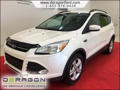 2014 Ford Escape SE AWD ECOBOOST ECRAN 8''  CAMERA