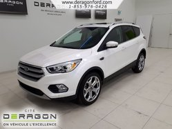 Ford Escape TITANIUM 4WD TECH PACK TOURING PACK MAGS PARK ASST  2017