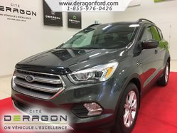 Ford Escape SE AWD 2.0 ECOBOOST SYNC3 CAMERA HITCH MAGS 17P  2017