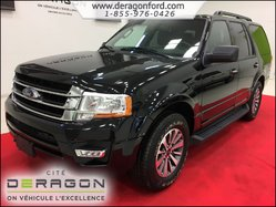 2017 Ford Expedition XLT 4X4 8 PASSAGERS TOIT OUVRANT SONY CAMERA