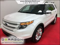 Ford Explorer LIMITED + GPS + TECHNOLOGY PACKAGE + PARK ASSIST  2014
