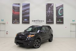 2015 Ford Explorer SPORT + 365HP + TOIT + CRUISE ADAPTATIF + GPS