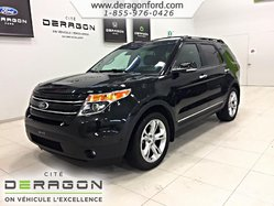 Ford Explorer LIMITED + 302A + TOIT + CUIR + GPS  2015