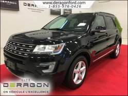 Ford Explorer XLT AWD CAMERA SENSOR DEMARREUR SYNC3 MAGS  2017