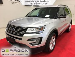 Ford Explorer XLT AWD MAGS 18P CAMERA DEMARREUR SYNC3  2017