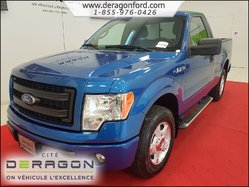Ford F-150 SXT CAB SIMPLE CRUISE SYNC MARCHEPIEDS  2014