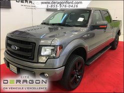 Ford F-150 FX4 4X4 SUPERCREW 5.0L V8 SYNC MAGS  2014