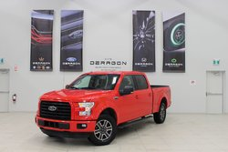 Ford F-150 XLT + ENSEMBLE SPORT + FX4 + 5.0 L  2015