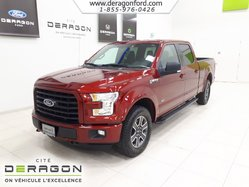 Ford F-150 XLT * MAGS 18 POUCES * V6 3.5L ECOBOOST  2015