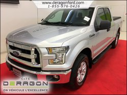 2015 Ford F-150 XLT + V8 + SUPERCAB + BLUETOOTH