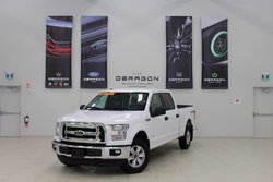 Ford F-150 XLT + ECOBOOST + CAMERA DE RECUL + SUPERCREW  2016